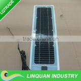 60W frameless solar panel semi flexible for yachts