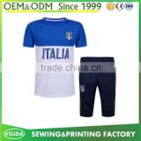 Hot selling cheap soccer club jersey wholesale good quality sublimation youth football uniform