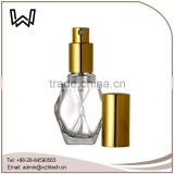 Diamond Shape Perfume Bottle