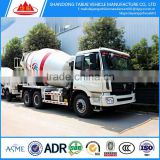 Good Quality 12 Cubic Used Concrete Mixer Truck