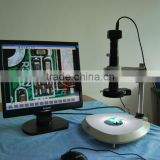 MVV3000C dual image formats high frame rate and high resolution C-mount USB digital microscope camera