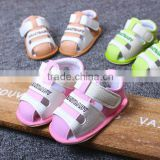 New baby boy summer sandals comfortable kids shoes children soft sole footwear