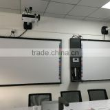 Educational anti-glare Interactive Whiteboard For Classroom and conference With Pen Touch School Interactive White board
