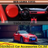Auto Protection Gloss Colorful Premium Car vinyl Stickers Air free Bubbles vinyl film wrap