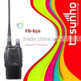 FEIDAXIN FD-850 long talk range with waterproof function professional railroad two way radio cellphone
