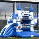 Hola cavalier blue inflatable bouncer castle/inflatable bouncer/bouncy castle