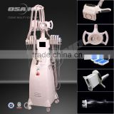Local Fat Removal Newest Design 3D Loss Weight Cryolipolysi Liposuction Vacuum Cavitation Beauty Machine