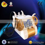 2013 Newest 7 in 1 fast weight loss slimming face lifting cavitation tripolar multipolar bipolar rf machine/(CE,ISO)