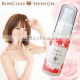 ROSE CLEAR TEETH GEL Whitening Toothpaste Mouthwash