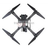 3K Full carbon firber 4-rotor frame quad copter FPV mulitcopter frame 360mm/multi-rotor small drone for racing, long flight time