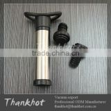 Top-grade stainless steel vacuum pump wine saver