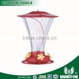 WG0206 1420ml big bird feeder with screw plastic cap