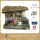 11 Inch Best Selling Christmas Product Nativity Set Led Items