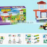 Top quality wholesale plastic building blocks toy for kids 2015 chrismtas gifts