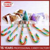 Colorful Christmas Decorations Candy Canes