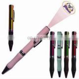 promotion gifts logo projection pen with logo projector function
