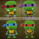 Hot selling Funko POP Teenage Mutant Ninja Turtles action figures