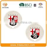 Wholesale custom design 3d promotional oem epoxy soft enamel engrave souvenir challenge antique metal coin