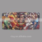 STREET FIGHTER Wallet Cool Short Leather Wallet For Teenager Boy