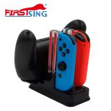 Firstsing Charging Dock Stand Station for Switch Joy-con and Pro Controller with Charging Indicator