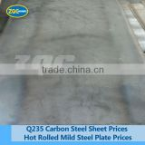 Q235 Carbon Steel Sheet Prices Hot Rolled Mild Steel Plate Prices                                                                         Quality Choice