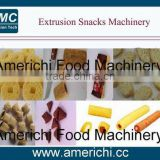 co extrusion snacks food machines