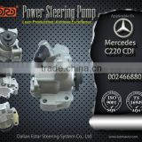 China supplier car electric power steering pump applied for Mercedes BENZ C220 CDI OE 0024669001,0024668801