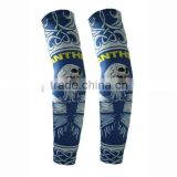 Outdoor Sports Skin Care Protection Basketball Compression Arm Sleeves