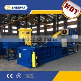 ENERPAT Double Compression Baler for Aluminium Cans and Copper Tube