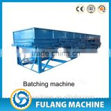 PLD1200 factory manuafacturer three hopper used dry mix concrete batch plant concrete batching machine for sale