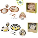 new fashion bamboo fiber tableware,eco friendly tableware,biodegradable bamboo fibre tableware