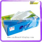 Simple Custom Printed Folding Paper Tissue Box