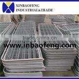 steel pipe welded wire mesh chain link farm gate