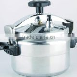 2016 Hot Selling Aluminum Alloy Pressure Cooker with Steamer (WN803)
