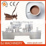 Full Automatic High Speed Jelly Juice Chocolate Filling and Sealing Machine/Jelly Cup Filling Sealing Machine