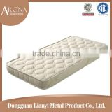 China supplier baby crib bamboo mattress cover most comfortable memory foam baby mattress