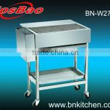 Outdoor Kitchen Stainless Steel Charcoal Bbq Grill