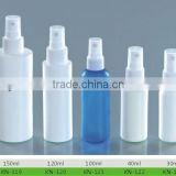 30ml-150ml PE plastic Spray pump Bottles(for medical, chemical, perfume,cosmetic)