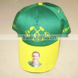 Newest design high quality promotion cap with customized color Professional customized Embroidery printing 6 panel baseball cap