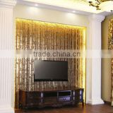 GLM Leather wall panel Interior decoration faux stone wall panels New HOT products bring you new profit