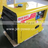 3kw 5kw 6kw 7kw small type air cooled diesel generator