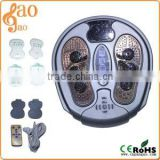High intensity ABS materials Reflexology Foot Massage Infrared Blood Circulation Massager