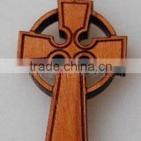Catholic Crucifix/wood cross/Cross Religious Gift (Wood gift/craft/art in laser cut and engraving)