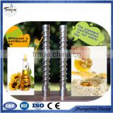 hot and cold almond oil presser with double cooling system/Oil extraction machine                                                                         Quality Choice
