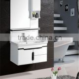 PVC bathroom vanity set/PVC bathroom cabinet/Modern bath cabinet