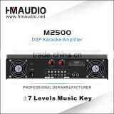 M2500 Tube Karaoke Mixer Amplifier high quality amplifiers sound system