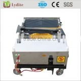 2015 New stype auto gypsum plastering machine for block wall Asia markets