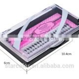 OEM private label J/B/C/D silk black lashes eyelash extensions false eyelash manufacturer