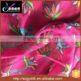 Digital Print Silk Cashmere Fabric For Scarves