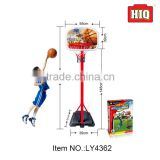 Hot fashion basketball toy kids sport toys portable basketball stand
